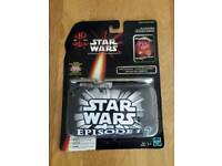 2x Star Wars Episode 1 Sea and Swamp creatures Battle bags.Excellent condition.4 characters in each