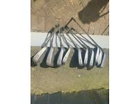 Full Set of Ryder Iron Golf Clubs