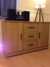 Hygena Sideboard & Cabinet For Sale