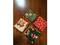 CHRISTMAS FABRIC OFFCUTS