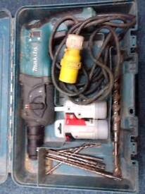 Makita HR2470T 110 Volt SDS Hammer Drill