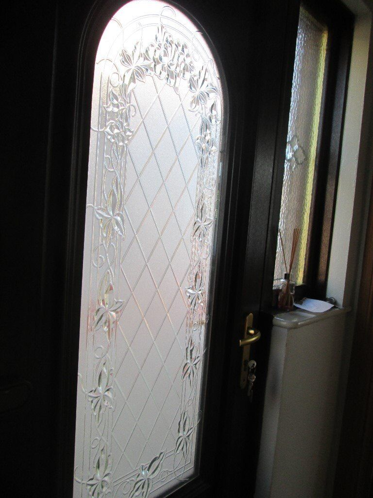 PVC doorin Houghton Le Spring, Tyne and WearGumtree - front door for sale will be taken out this weekend any reasonable offers lock and keys