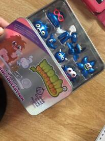 Moshi monsters figures limited edition (goshi collection)