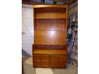 NATHAN WALL UNIT - COCKTAIL CABINET