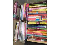 Girls book collection