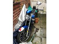 Lexmoto Ranger 125cc Motorbike