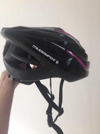 Muddyfox Cycling Woman's Helmet Small