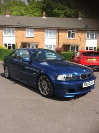 BMW E46 330ci - M SPORT - low mileage