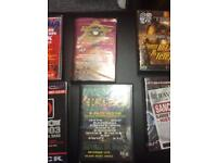 Hysteria cd and tape pack bundle