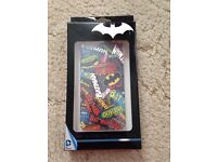 iPhone 5 5s cover Batman Superheros Minions Hard plastic NEW in box