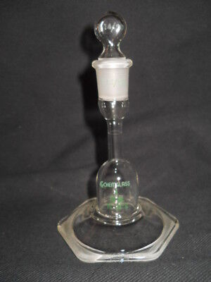 Chemglass Class A 10ml Tc Micro Volumetric Flask With 1420 Joint Stopper