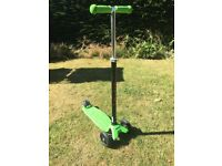 Micro Deluxe Scooter years 5-12
