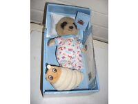 baby oleg boxed with birth cert