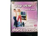 Pop Star Dance Mat