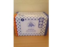 box of little angels wet wipes £6