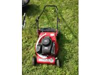 Briggs and Stratton lawn mower
