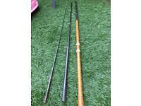 Abu fly fishing rod