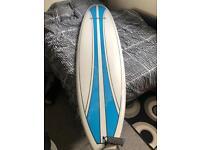Surfboard - Longboard - Cortez - 8ft