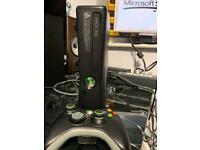 Microsoft Xbox 360 slim 250gb for sale  Derby, Derbyshire
