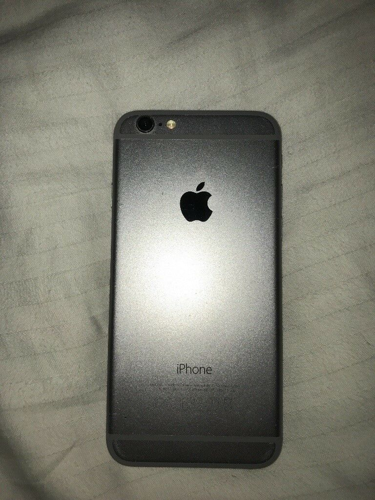 iPhone 6 - Space grey - Locked to Vodafone