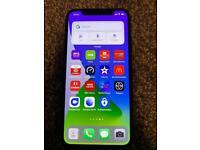 Iphone X 64gb grey unlocked