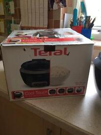Tefal Cool Touch Rice/Popcorn Maker Used Once