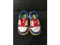 Toddler Karrimor Trainers Size 4