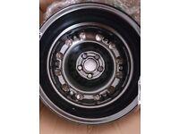Skoda roomster steel wheel