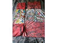 marvel cot bedding set