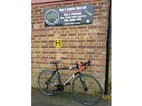 BTWIN TRIBAN 500 ROAD BIKE FULLY SERVICED VERY GOOD CONDITION