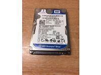 """Western Digital WD2500BEVT - 35A23T0 250Gb 2.5"""" Internal SATA Hard Drive"""