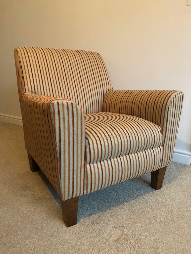 Next Armchair - Single Chair and Footstool | in Rednal ...