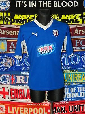 5/5 Chesterfield adults L 2012 football shirt jersey trikot soccer image