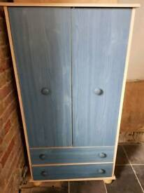 Children's cupboard