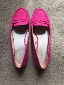 Ladies shoes pink - next - size 6