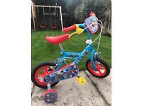 Kids 12in Bike and Helmet Safety Set Paw Patrol