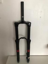 Bomber Marzocchi Suspension Black Fork