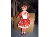 1960's vintage doll