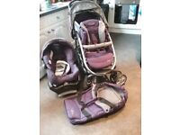 Selling a Graco push chair set