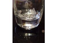 12 x Angosturra Glasses, Brand New In Box