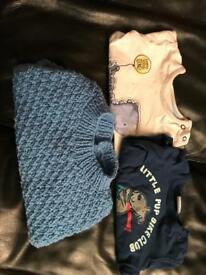 boys 3-6 months clothes