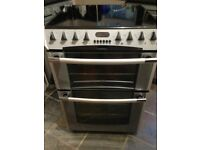 SOLD SUBJECT TO COLLECTION - Electric cooker £65 - Ceramic Glass Hobs - 60 cm Width!