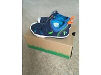 Plae Navy shoes