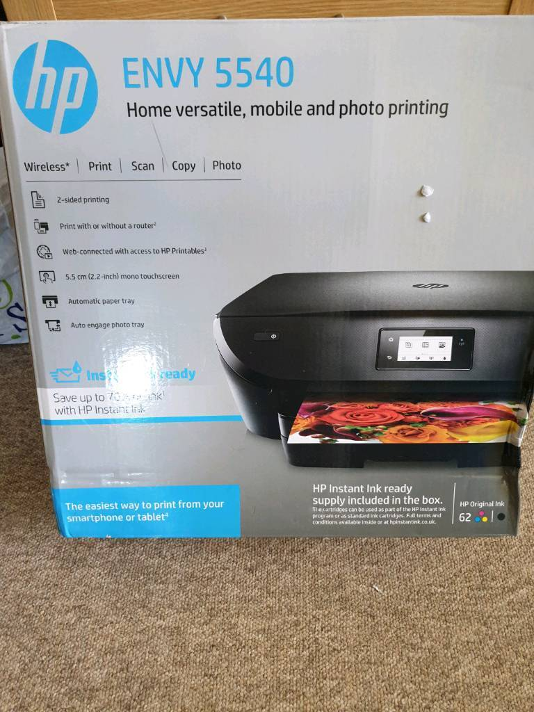 Hp Envy 5540 All In One Printer In Bucksburn Aberdeen Gumtree