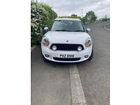 Mini, COUNTRYMAN, Hatchback, 2013, Manual, 1598 (cc), 5 doors