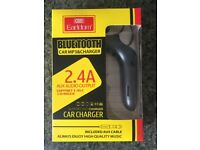 Bluetooth in car charger