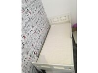 Toddler bed from ikea with mattress. Only £50