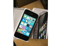 iPhone 4S Unlocked Excellent condition boxed