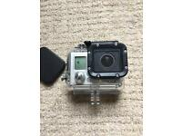 Go pro hero 3+ black edition + accessories