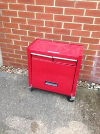 Toolbox trolley chest